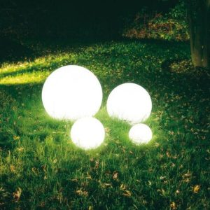 12cm LED glow balls