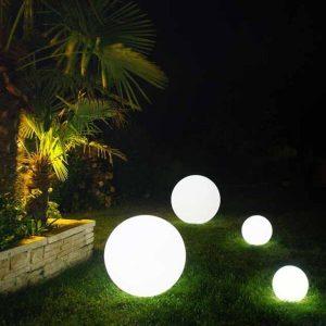 φ30cm LED Glow Balls