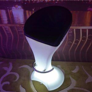 LED Cocktail Stool