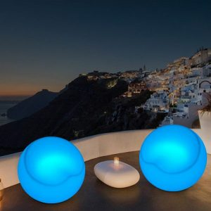 LED Apple Chair