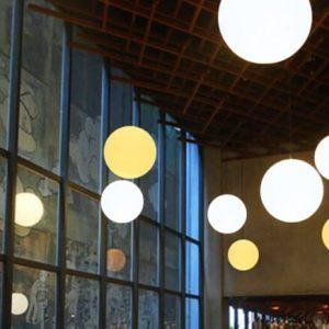 LED Ceiling Balls
