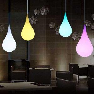 LED mood ceiling light
