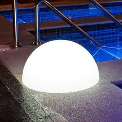 LED Glow Demi-Moon