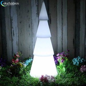 LED Illuminated Christmas tree