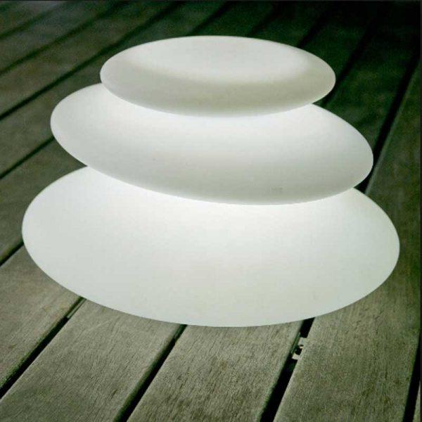 Stone LED Lamp