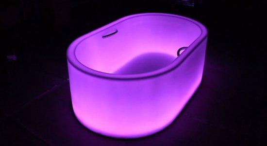 LED Bathtub