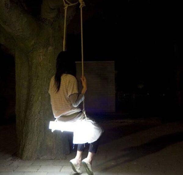 Glow LED Swing